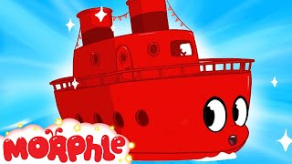 My Red Boat - My Magic Pet Morphle Episode 19