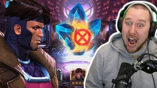 GAMBIT CRYSTAL 4 STAR Hunting PART 260   MARVEL: Contest of Champions (iOS/Android)