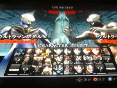 Ultraman Fighting Evolution Rebirth Gameplay And Review Part 2 Youtube