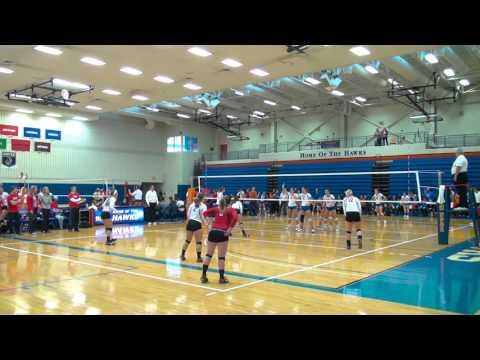 SUNYAC Volleyball: New Paltz v. Oneonta - October 24, 2015