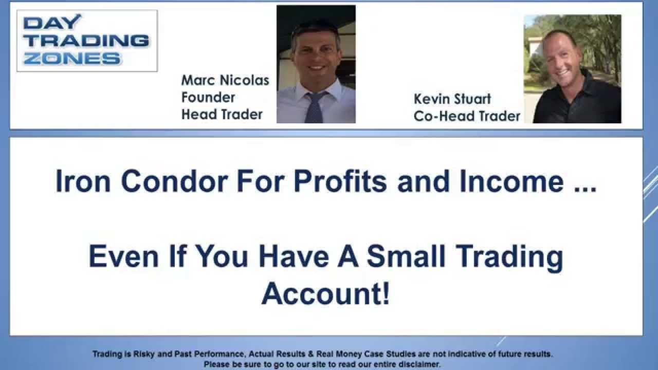 Option trading strategies iron condor