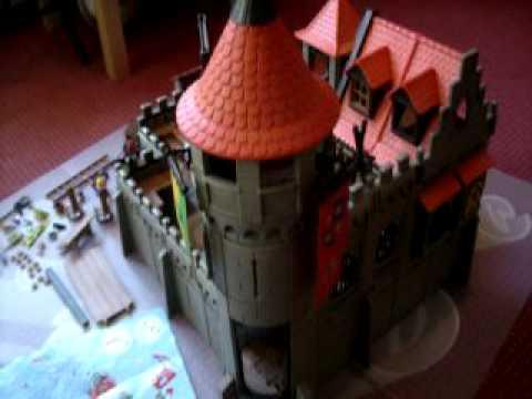 Ritterburg 3666 Playmobil Von Nico Steht Zum Ist Verkauft