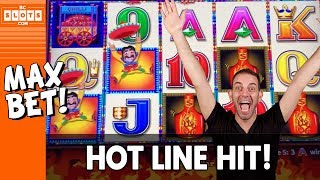 🔥 HOT HOT HOT Line Hit! 💰 $2000 @ Cosmo Las Vegas ✪ BCSlots (S. 7 • Ep. 2)