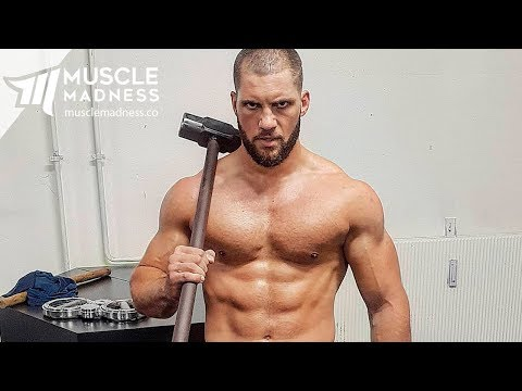 Training for CREED 2 - Florian Munteanu | Muscle Madness