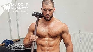 Training for CREED 2 - Florian Munteanu Muscle Madness