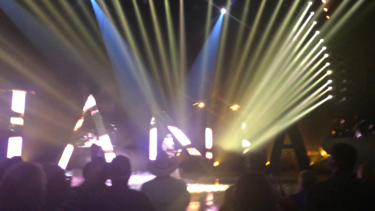 Download Shania Twain Man I Feel Like A Woman Live Las Vegas December 13th 2014 Final Show with intro