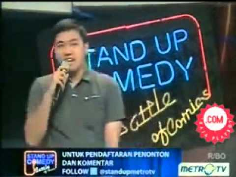 STAND UP COMEDY INDONESIA FULL   BATTLE OF COMIC METRO TV 14 JUNI 20