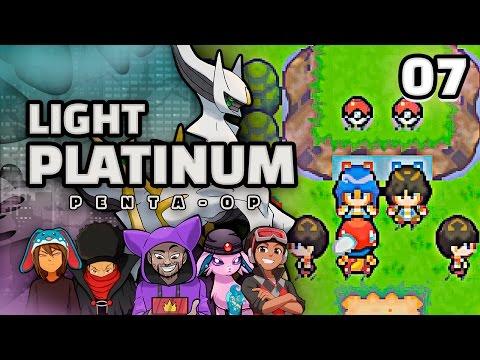 "Pokémon Light Platinum 5-Player Randomized Nuzlocke - Ep 7 ""Twit's Arc"""
