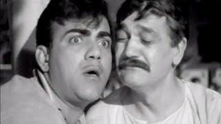 Meri Patni Mujhe Satati Hai - Superhit Classic Funny Hindi Song - Mehmood, Om Prakash - Pati Patni