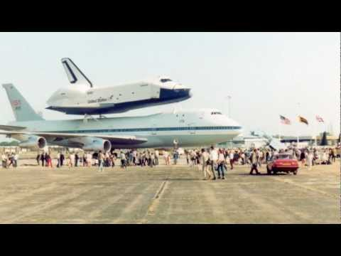 space shuttle landing at stansted - photo #14
