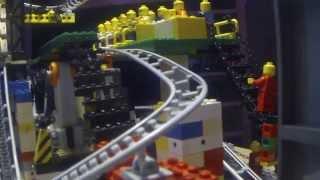 Lego Rollercoaster nxt CoasterDynamix