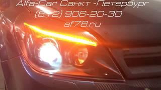 видео Фары и тюнинг Opel Astra H