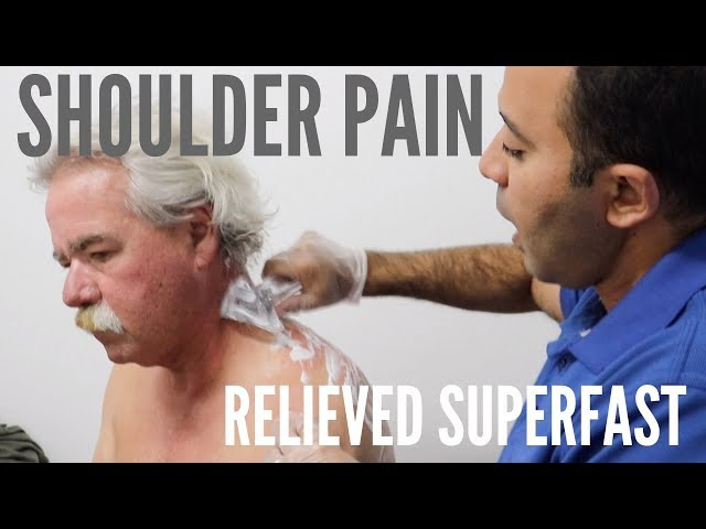 6 Months of Constant Shoulder Pain Relieved With ASTR (REAL RESULTS!!!)