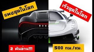 มีเงินก็ซื้อไม่ได้!!! ชมสุดยอด hypercars เปิดตัวในปี 2019