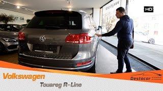 Осмотр VW Touareg R Line 2012 года(, 2016-04-28T06:31:41.000Z)