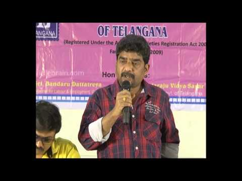 Telangana Movie Artist Association press meet - idlebrain.com