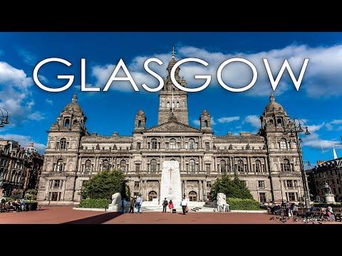 Glasgow A walking tour around the city / Un paseo por la ciudad