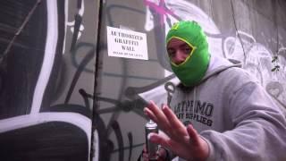 ArtPrimo.com Presents: Green Ranger Stencil Basics