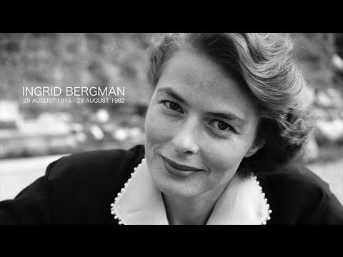 Ingrid Bergman  Transformation