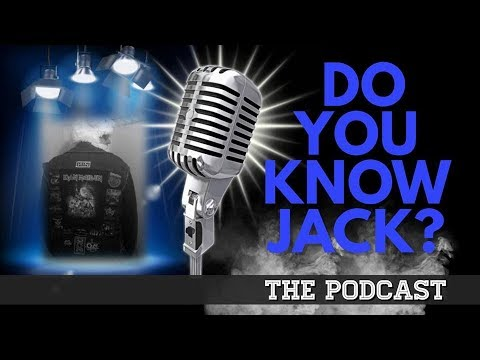 Johnny 2 Fingers on DO YOU KNOW JACK: THE PODCAST on location at Ness Creek Music Festival