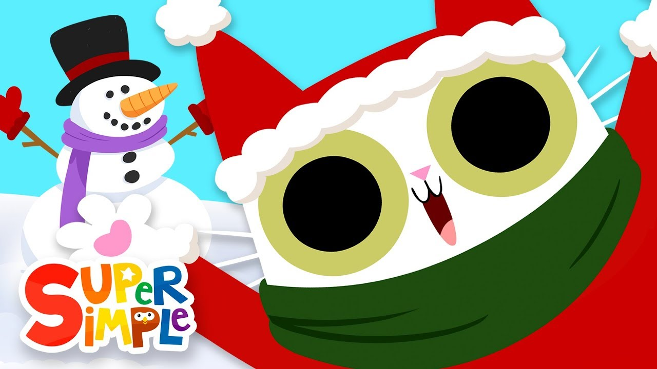 Peekaboo Christmas | Kids Songs | Super Simple Songs