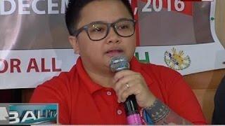 Sen. Tito Sotto at Aiza Seguerra, nagkakasagutan na kaugnay ng isyu sa pamimigay ng condom