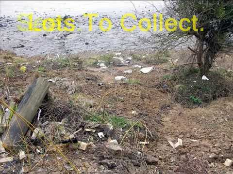 Eastchurch Gap Cliff Clean-Up Party