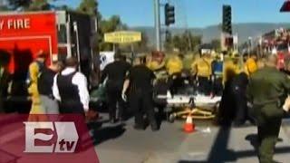 ¡ÚLTIMA HORA! Veinte heridos en tiroteo en San Bernardino, California/ Paola Virrueta