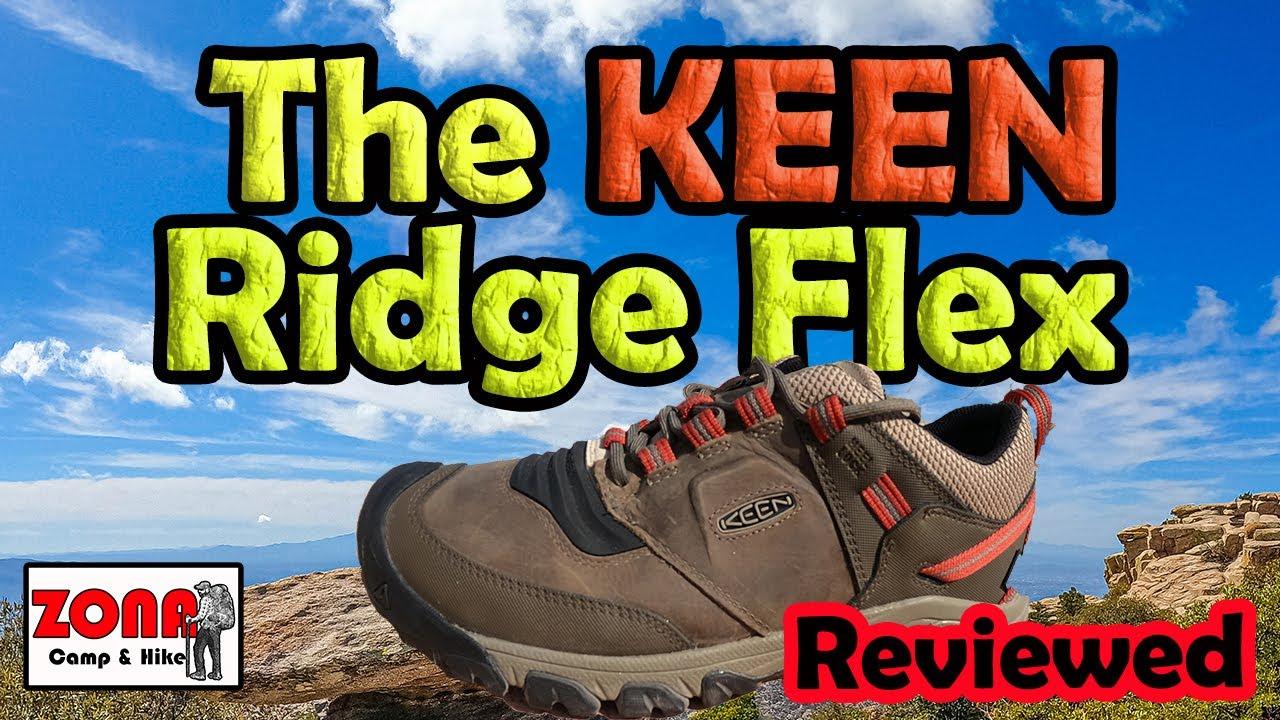 Keen Ridge Flex Review | The Perfect Hiking Shoe