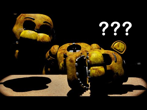 Play with Golden Freddy's Head - Animatronic Salvage