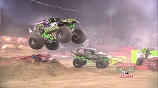 Monster Jam World Finals XIII Encore 2012 - Grave Digger 30th Anniversary