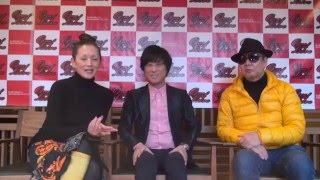 One of Love SPECIAL INTERVIEW #14 松本俊明 × 斉藤ノヴ × 夏木マリ.