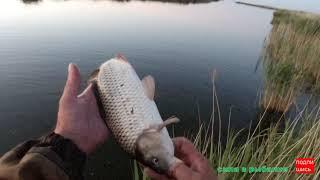 Рыбалка на паук подъемник лето 2021