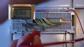 Thermometre LED