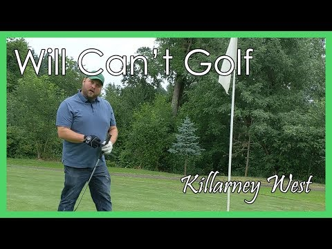 Will Can't Golf