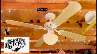 "Hampton Bay ""Grayton"" Ceiling Fan"