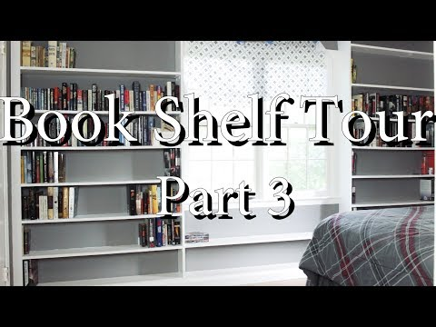 Bookshelf Tour the Third