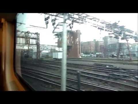 New Jersey Transit HD: Riding Meadowlands Shuttle Train 1975 On 7/13/13
