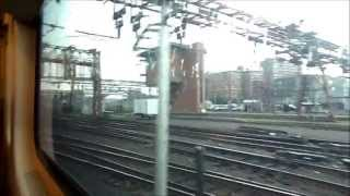 New Jersey Transit HD: Riding Meadowlands Shuttle Train 1975 On 7/13/13