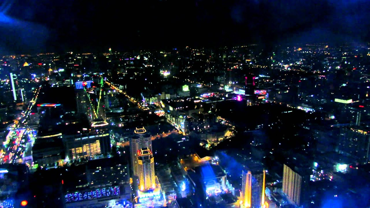 BANGKOK SKY RESTAURANT - The highest international