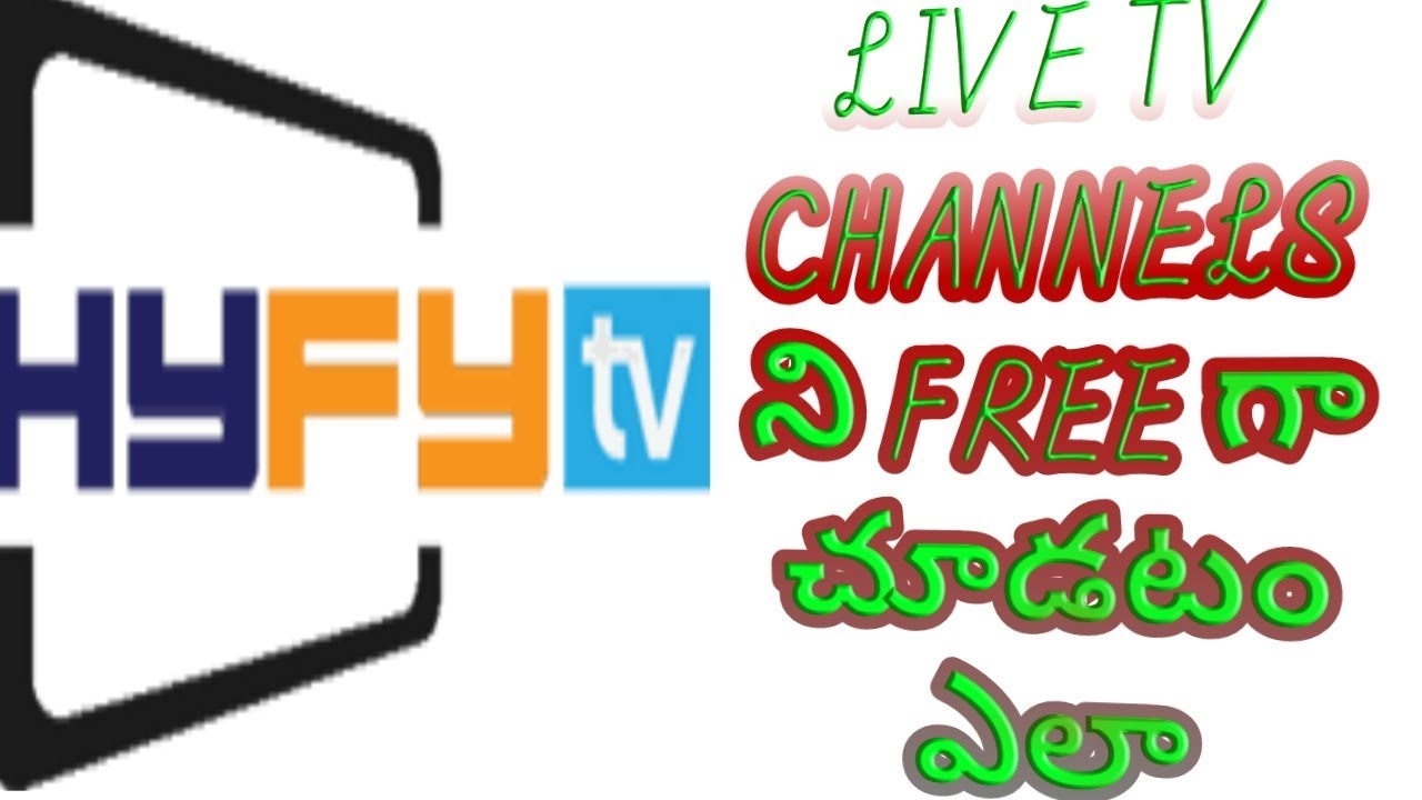 Hyfy Live Tv App Apk Download