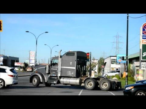 CANADIAN TRUCKING IN MONTREAL & LAVAL QUEBEC