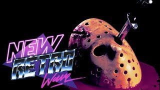 The Horrortape Vol. 3 | NRW Halloween Mixtape | 1 Hour | Retrowave/ Darkwave/ Electro |