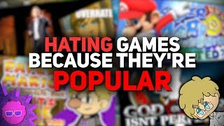 CONTRARIAN: Hating Games Because They're Popular