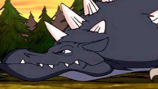 Dino Squad - A Mole Lotta Troube | HD | Full Episode | Dinosaur Cartoon