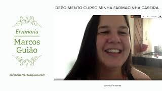 Depoimento Curso Farmacinha Marcos Guião (Aluna: Fernanda)