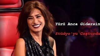 O Ses Türkiye Coştu Yıldız Tilbe '' Yürü Anca Gidersin '' - O Ses Türkiye Yeni HD