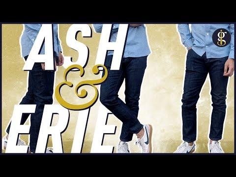 Ash & Erie Fit Check & Review | Clothes For Short Men