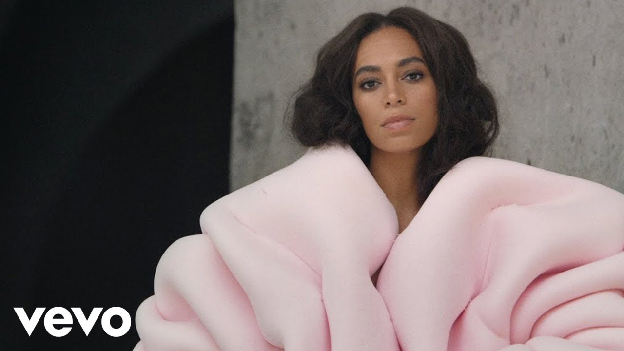 solange I tried to work it away cranes in the sky
