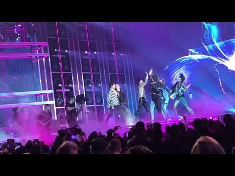[LIVE] BTS FAKE LOVE FANCAM BBMAS BILLBOARD MUSIC AWARDS